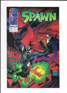 Spawn #1 (1992) Image Comics