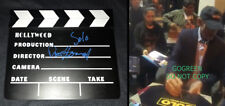 Ron Howard signed clapboard Solo photo proof poster Star Wars director clapper