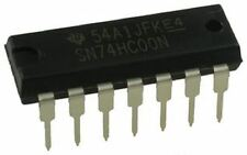 5PCS Texas Instruments SN74HC00N 74HC00 Quad 2-Input Positive-NAND Gates New IC