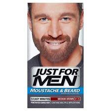 Just For Men M-35 | Brush-In | Beard | Moustache | Medium Brown  28g - 6 Pack