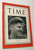 Vintage Time Magazine March 18 1940 Back Issue Mickey Rooney Cover Weekly News