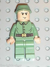 Personnage LEGO INDIANA JONES minifig Russian Guard / Set 7625 7626 7628