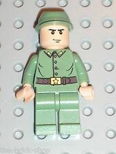 Personnage LEGO INDIANA JONES minifig Russian Guard / Set 7625 7626 7628