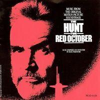 THE HUNT FOR RED OCTOBER Original Soundtrack CD BRAND NEW