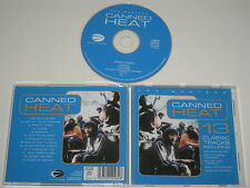 CANNED HEAT/THE MASTERS(EAB CD 098) CD ALBUM
