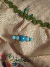 Bijou artisanal broche Jumeau®poupée ancienne/moderne-Jewel Antique modern doll
