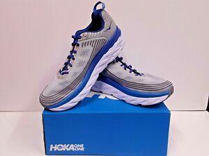 HOKA ONE ONE BONDI 6 Men's Running Shoes Size 15 (1019269 VBFG) NEW