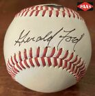 President Gerald R. Ford Signed Wilson Official League Baseball P.A.A.S. Letter
