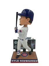 Kyle Schwarber Chicago Cubs 2015 NLDS Scoreboard Home Run Bobblehead MLB