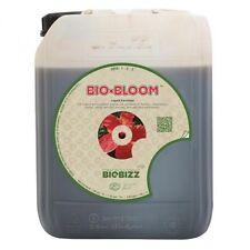 Bio Bloom 5 Lt Biobizz Fertilizzante Liquido Organico - Concime per Fioritura