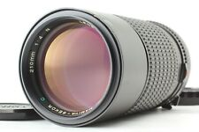 [EXC+4] Mamiya Sekor C 210mm f/4 N Lens for 645 Pro TL From JAPAN