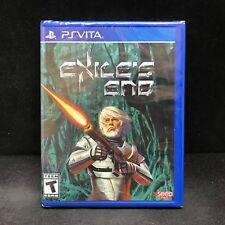 Exile's End (PlayStation Vita / PS Vita) Cover #2 / BRAND NEW