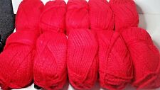 1000 gm SIRDAR HAYFIELD BONUS SUPER CHUNKY WOOL YARN Job lot 7 FREE POST