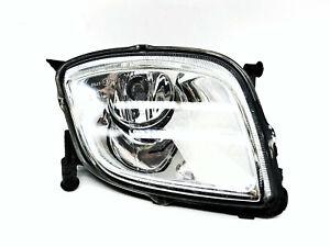 OEM 03-06 Porsche Cayenne Fog Light Lamp Bulb Assembly Housing Left LH w/ Damage