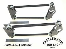 HEAVY DUTY PARALLEL UNIVERSAL FOUR 4 LINK SUSPENSION KIT