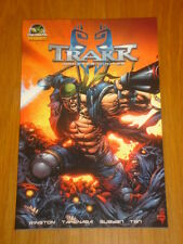 TRAKK MONSTER HUNTER IMAGE STAN WINSTON GRAPHIC NOVEL