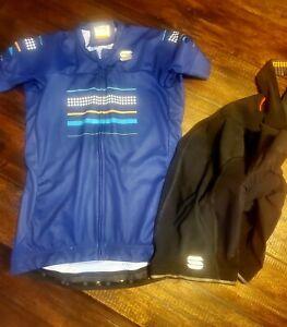 Sportful By Castelli Womens Cycling Kit Size Small