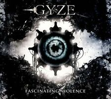 Fascinating Violence [Digipak] * by Gyze (CD, Jun-2013, Coroner Records)