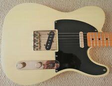 Fender SQ CV 50s Tele MN WHB E-Gitarre
