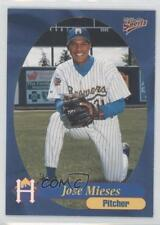 1999 Multi-Ad Sports Helena Brewers Jose Mieses #19