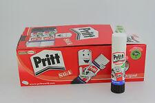 Pritt Stick Glue Stick 11gm Non Stick Washable Toxic Free For Home & School x 25