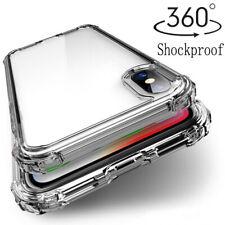 For Xiaomi Redmi Note 7 6 5Pro Shockproof Bumper Transparent Silicone Case Cover