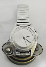 Vintage Zodiac Olympos Automatic Mystery Dial Wristwatch Runs Great! No Reserve!