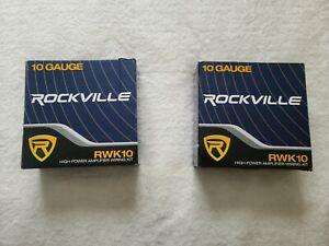 Rockville Amplifier Wiring Kit