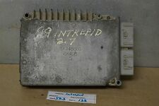 2000 Chrysler Intrepid Concorde Engine Computer Unit ECU 4606682 Module 33 5K3