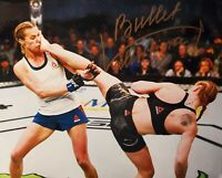 UFC Fighter Valentina Shevchenko In Ring authentic signed autographed 8x10 photo