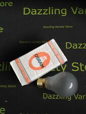 25 X OSRAM Pearl Lamp 60w 120v Light Bulbs Screw Cap E27/es Quality UK Made