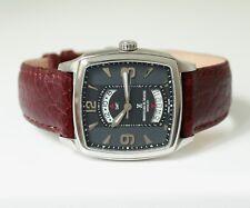 Bernhard H. Mayer  Depuis 1871 GMT Quartz, Steel Square Men's watch