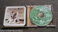 ZZ- CD LIZZIE WEST & THE WHITE BUFFALO - PLEDGE ALLEGIANCE TO MYSELF - RARE