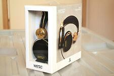 WeSC - BANJAR GOLDEN ON-EAR HEADPHONES - 100% AUTHENTIC
