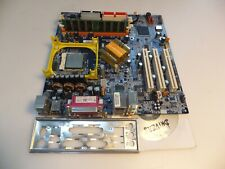 Gigabyte Ga-8I865Gvmk Rev:1.0 Socket 478 Intel Motherboard +P4 2.8Ghz +1Gb +I/O