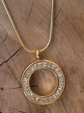 SERENDIPITY-CHARMS/ASH LOCKET/MEMORY/NECKLACE/URN/PENDANT/CREMATION JEWELLERY