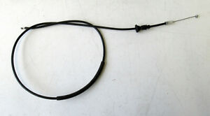 Genuine Used MINI Rear Bonnet Release Bowden Cable R56 R55 R57 R58 R59 - 7148865