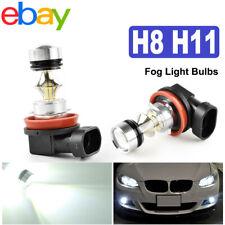 H11 H8 H9 High Power LED Fog Driving DRL Light Bulbs Headlight kit 6000K White