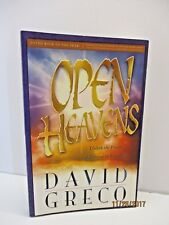 Open Heavens: Unlock The Power of Revival In Your Life by David Greco