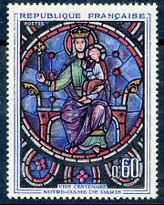 STAMP / TIMBRE FRANCE NEUF LUXE ** N° 1419 ** NOTRE DAME DE PARIS