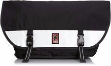 """BRAND NEW: Chrome Citizen Messenger Bag - Black/White - 13""""x22""""x7"""""""