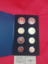 Médaille Chypre 2003 Cyprus Euro Collection Essai Prueba Trial Probe