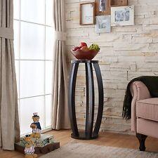 Modern Round Table Stand Pedestal Pillar Plant Display Decor Furniture Column