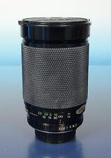 SOLIGOR MC C/D 28-200mm/3.5-5.3 Zoom Macro Lens Objektiv für Minolta MD - 41198
