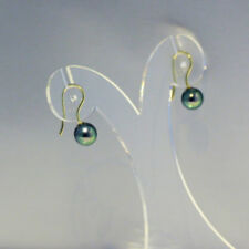Markenlose Perlen-Ohrschmuck mit Durchzieher und Zucht