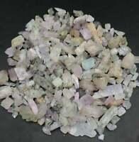 Natural Pink & Putple Kunzite Crystals From Nagar Valley Pakistan 672gr (C10)