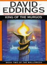 BOOK-King of the Murgos (The Malloreon),David Eddings- 9780552130189
