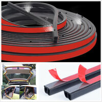 5 Meters Air Bleed Hole B type door seal use in car door B pillar Hood Trunk