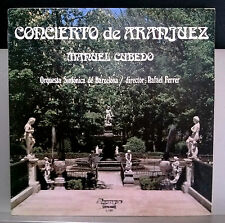 CONCIERTO DE ARANJUEZ - LP