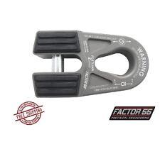 Factor 55 FlatLink E (Expert) Shackle Mount with Titanium Pin - Gray 00080-06